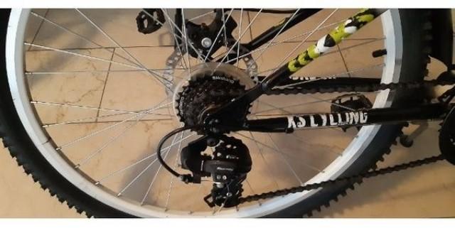 26 Zoll Dirt Bike Fahrrad Mountainbike für Kinder
