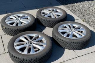 Mercedes Benz C Klasse W 205 Winterkompletträder Bridgestone Blizzak ALU